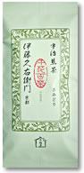 宇治煎茶 さみどり 100g袋入り§【伊藤久右衛門】京都老舗のおいしいお茶・宇治茶です。の画像