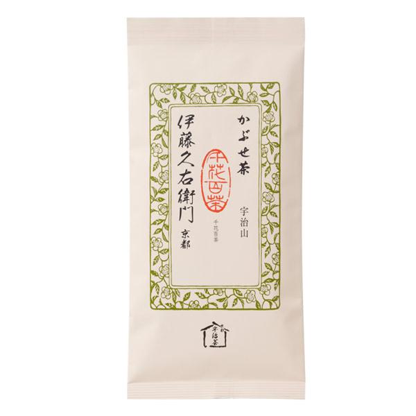 かぶせ茶 宇治山 100g袋入り§【伊藤久右衛門】京都老舗のおいしいお茶・宇治茶です。