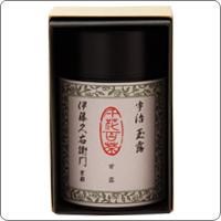 高級玉露 甘露 100g缶入り§【伊藤久右衛門】の画像